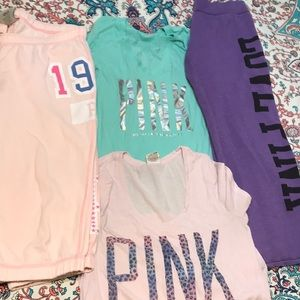 VS PINK BUNDLE
